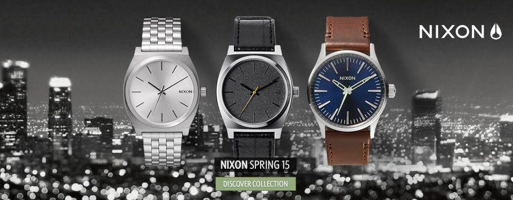 NIXON Spring 15
