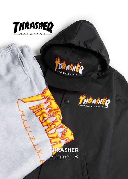 THRASHER Summer 18