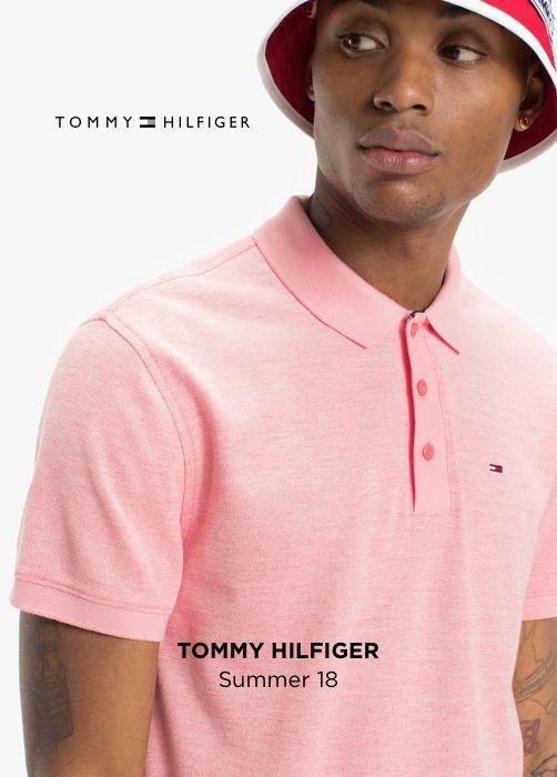 TOMMY HILFIGER Summer 18