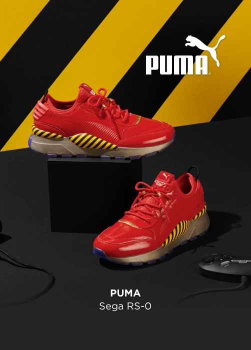PUMA Sega RS-0