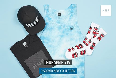 HUF Spring 15