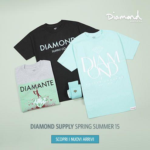 DIAMOND Spring Summer 15