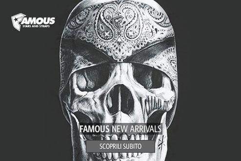 FAMOUS New Arrivals