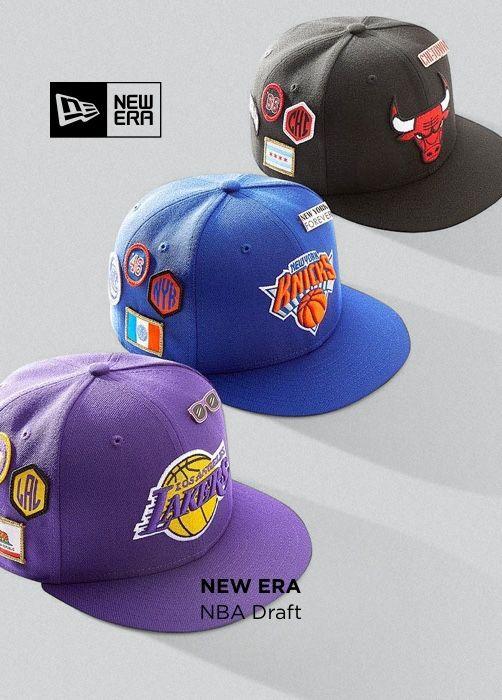 NEW ERA NBA Draft