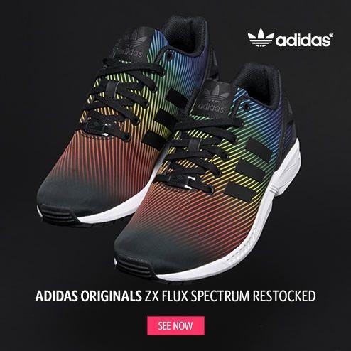 ADIDAS ORIGINALS ZX Flux Spectrum Restocked