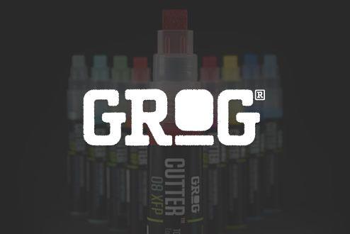 GROG THE LUXURY OF DIRT