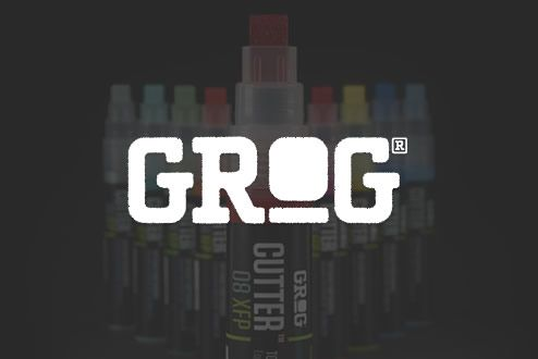 GROG THE LUXURY OF DIRT