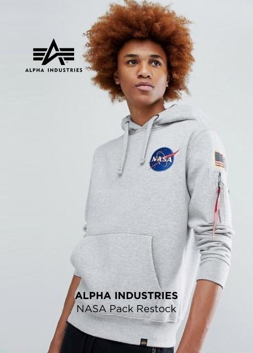 ALPHA INDUSTRIES - NASA Pack Restock