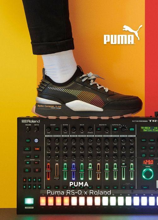 PUMA RS-0 x Roland