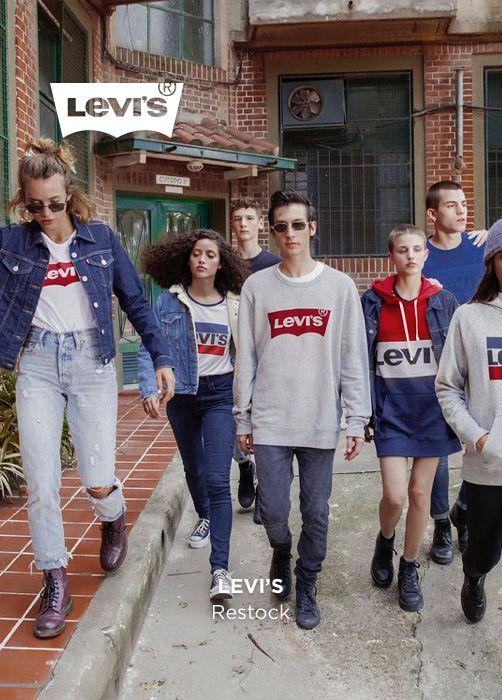 LEVI'S Restock