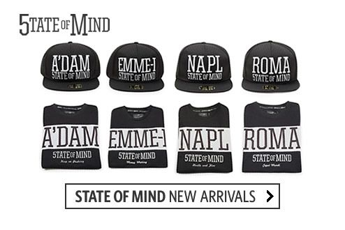 STATE OF MIND New Arrivals