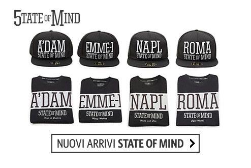 STATE OF MIND Nuovi Arrivi