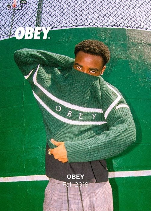 OBEY Fall 2018