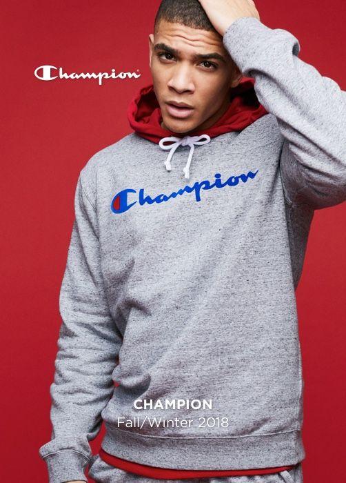 CHAMPION Fall/Winter 2018