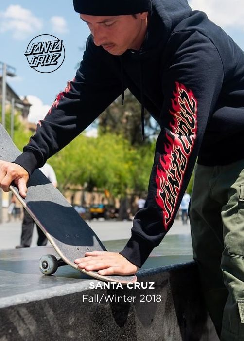 SANTA CRUZ Fall/Winter 2018