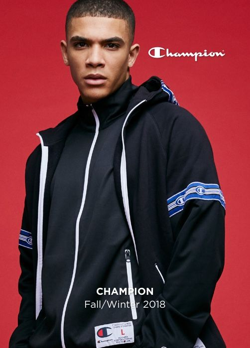 CHAMPION Fall/Winter 2018