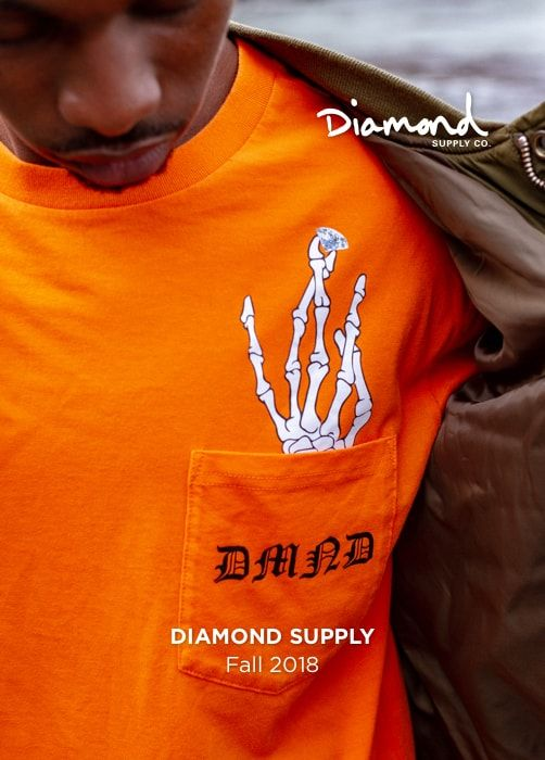 DIAMOND SUPPLY Fall 2018