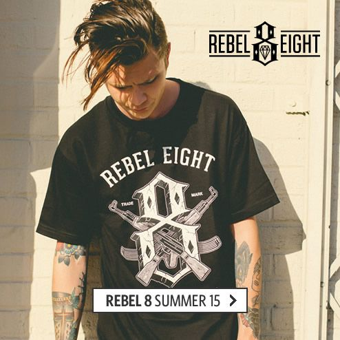 REBEL 8 Summer 15
