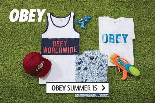 OBEY Summer 15