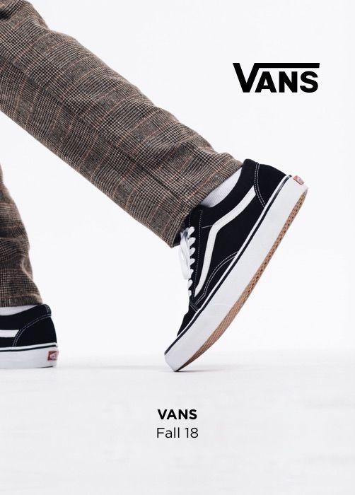 VANS Fall 2018