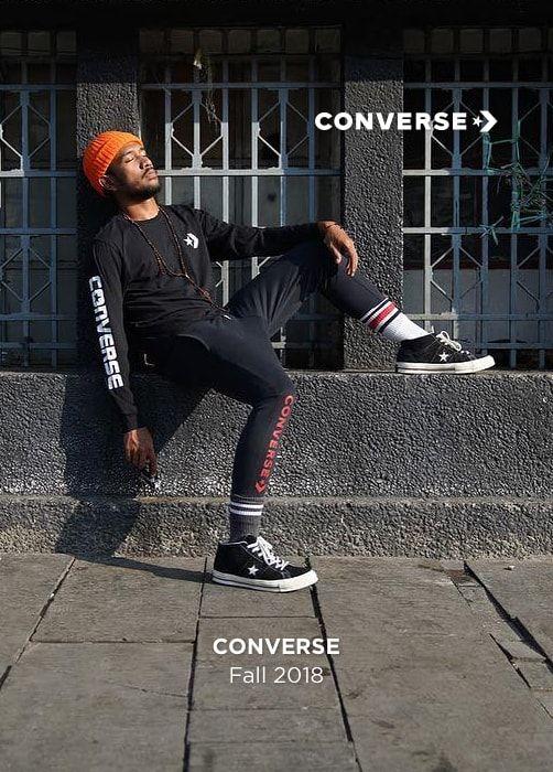 CONVERSE Fall 2018