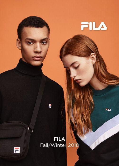 FILA Fall/Winter 2018
