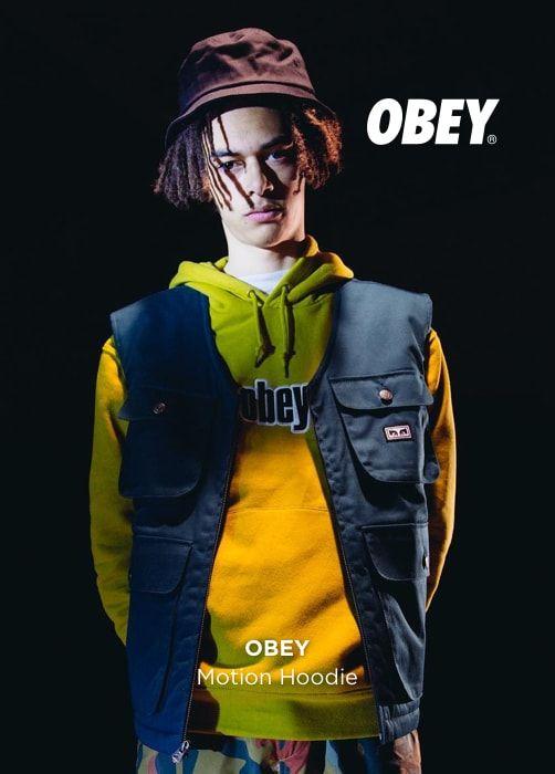 OBEY Motion Hoodie
