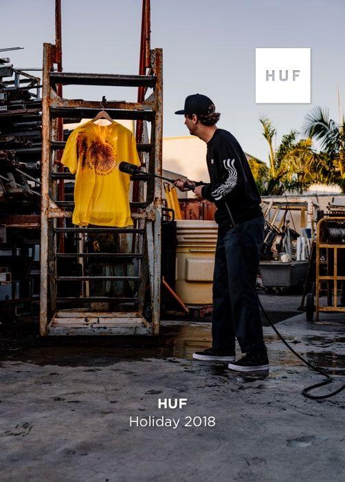 HUF Holiday 2018