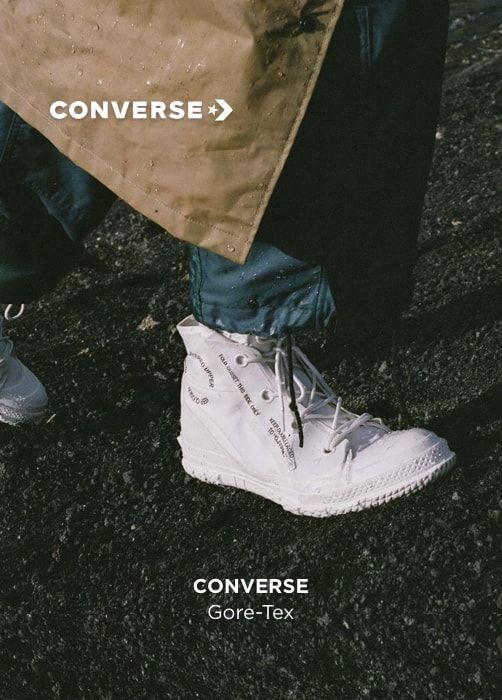 CONVERSE Gore-Tex