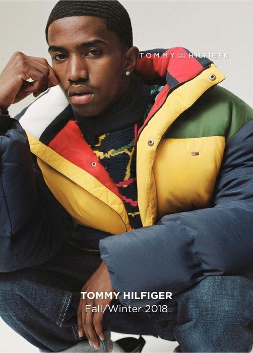 TOMMY HILFIGER Fall/Winter 2018