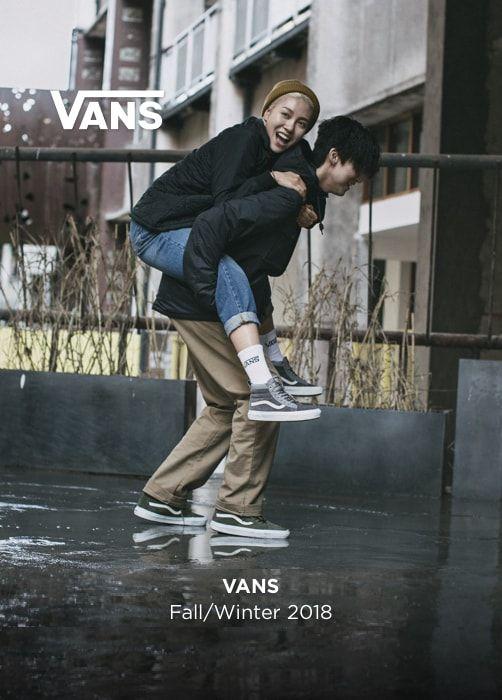 VANS Fall/Winter 2018