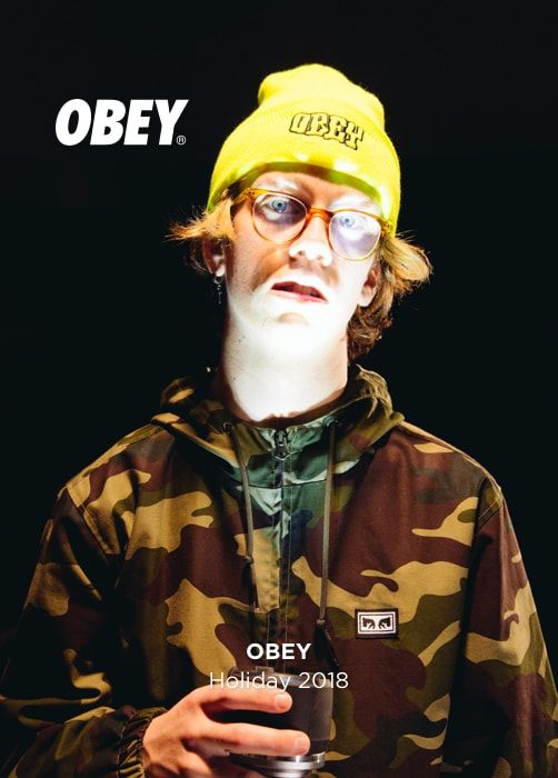 OBEY Holiday 2018