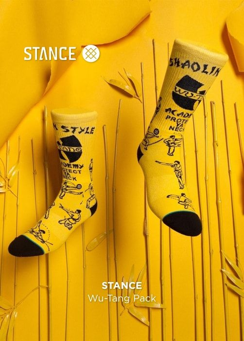 STANCE Wu-Tang Pack