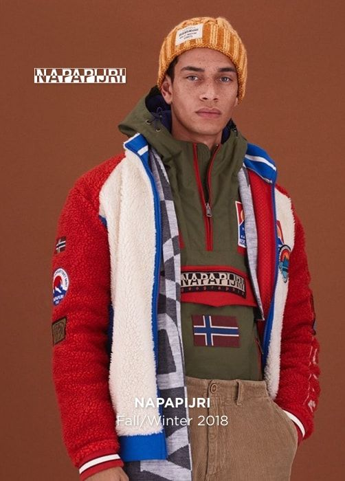 NAPAPIJRI Fall/Winter 2018