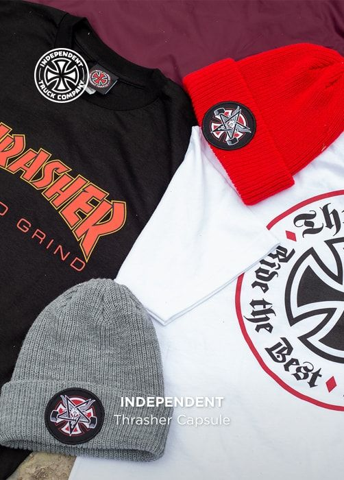 INDEPENDENT Thrasher Capsule