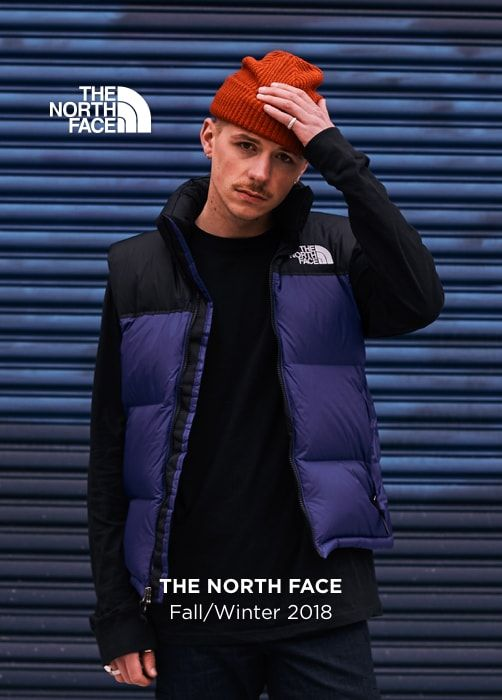 THE NORTH FACE Fall/Winter 2018