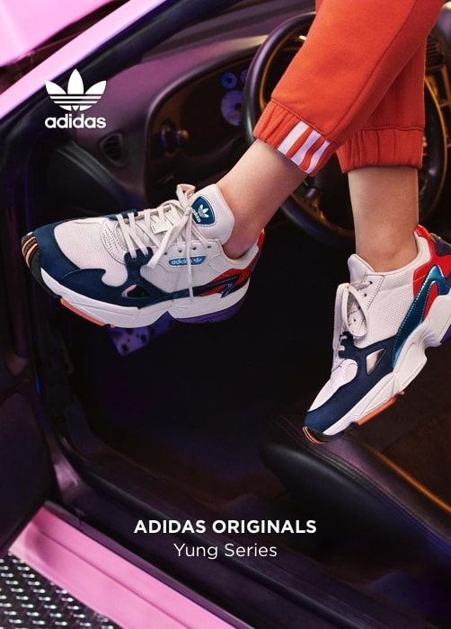 ADIDAS ORIGINALS Yung Series