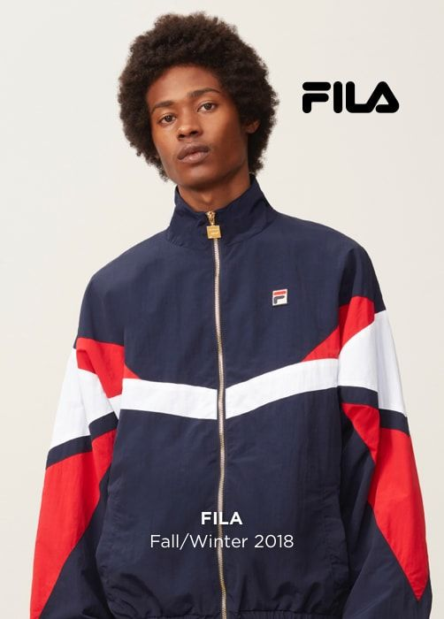 FILA Fall/Winter 2018