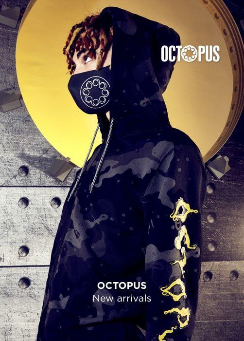 OCTOPUS New arrivals