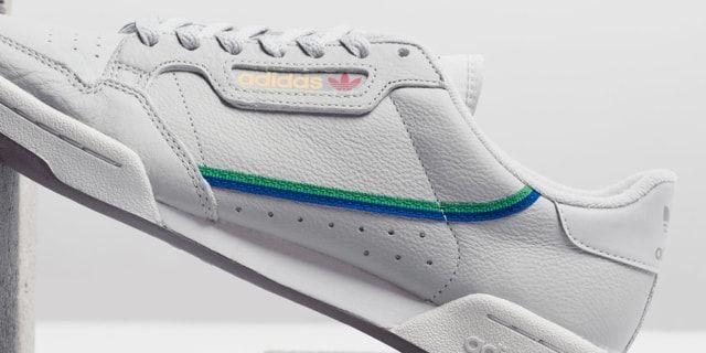 Adidas Originals Continental 80   Free shipping at Graffitishop