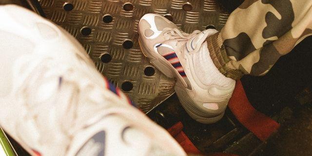 Adidas Yung | Consegna in 1 giorno su Graffitishop