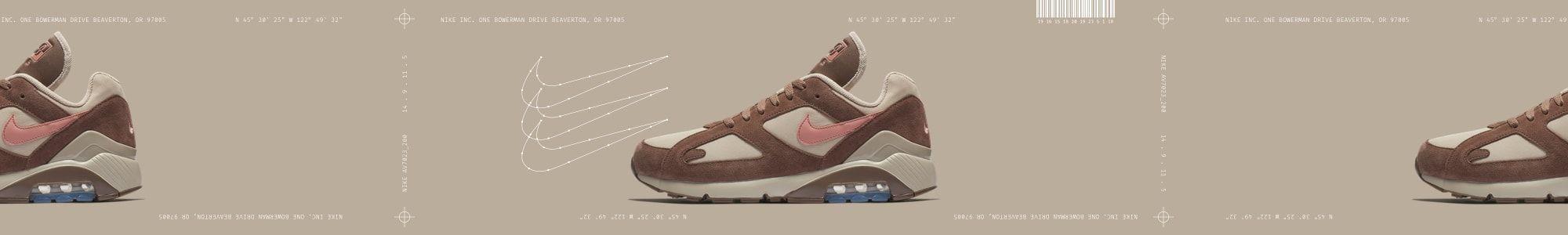 new styles 4a62a b0f3c Nike Air Max 180