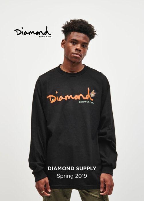 DIAMOND SUPPLY - Spring 2019