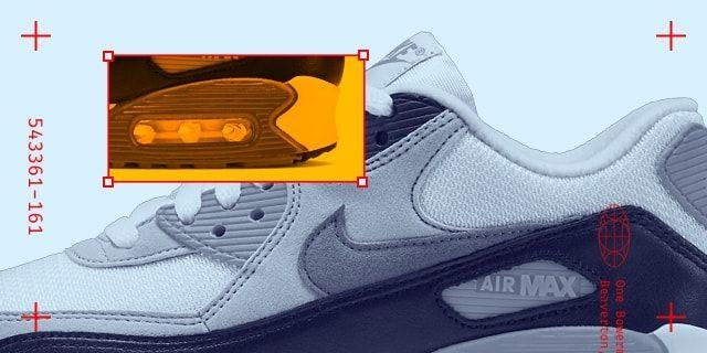 basse autentico Nike Air Max 90 Vt Premium Uomo Scuro