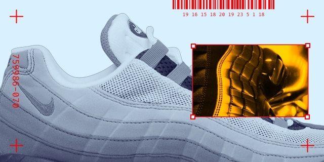 factory authentic 3f09f 5ea32 Nike Air Max 95   Consegna in 1 giorno su Graffitishop