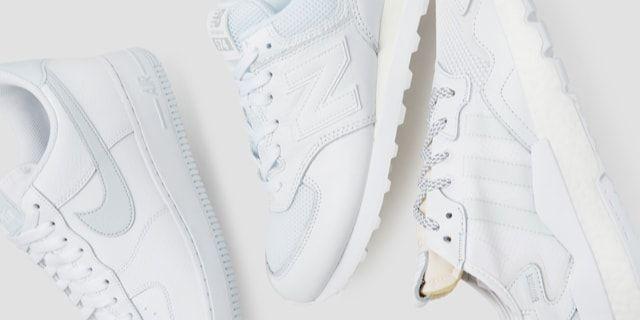 Sneaker Bianche | Consegna in 1 giorno su Graffitishop