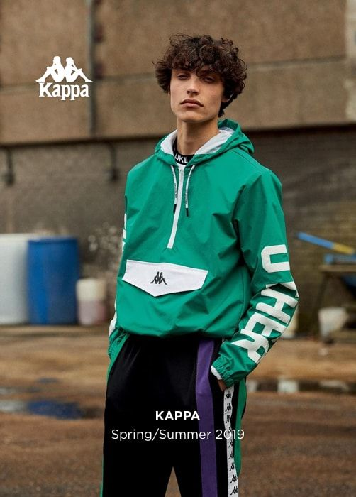 the latest 24546 34c94 KAPPA Spring Summer 2019