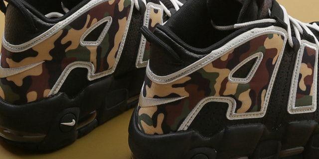 Nike Air More Uptempo | Consegna in 1 giorno su Graffitishop