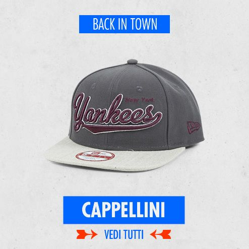 Back in Town - CAPPELLINI