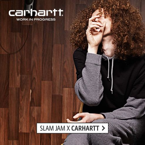 Slam Jam x CARHARTT